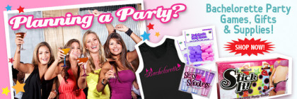 party headquarters for bachelorette party